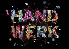 Spin Awards 2012 by Theo Aartsma, via Behance