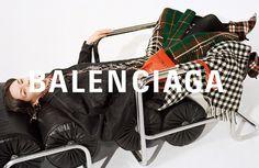 BALENCIAGA FALL WINTER 2018.19 COLLECTION