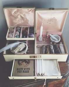 The Witch's Charm Box by MoveWithTheMoon on Etsy