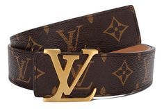 Louis Vuitton Men's Belt