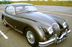 Jaguar XK150S coupe