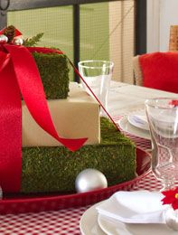 Holiday Entertaining Ideas: Holiday Party Themes, Centerpieces & Favors