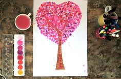 DIY Fingerprint Trees