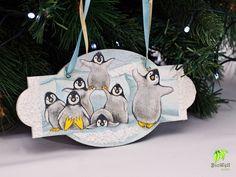 Pingvines ajtódísz http://biowellnatura.hu/p/karacsonyi-pingvines-ajtotabla.html
