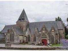 Rochefort en Terre - Eglise ND de la Tronchaye - 56 • Hellocoton.fr
