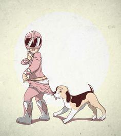 Puppy rangers!