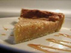 La tarte au sucre du nord