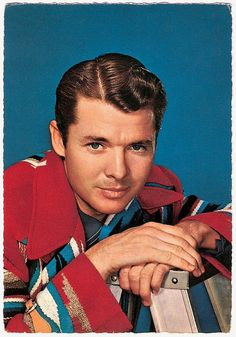 Audie Murphy ~ Born in Texas on June 20, 1924, Audie Murphy eventually became the most decorated U.S. soldier in World War II. Though he was only 21 years old at the end of the war, he had killed 240 German soldiers, had been wounded three times, and had earned 33 awards and medals. After the war, he appeared in more than 40 films. He suffered from post-traumatic stress disorder throughout his life.