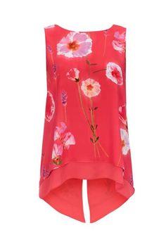 Pinterest Shell Tops, Going Out, Shells, Floral Prints, Ballet Skirt, Wallis, Stylish, Carousel, Skirts