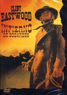"""http://mezquita.uco.es/record=b1886682~S6*spi """"Infierno de cobardes"""".  En 1870, un forastero (Clint Eastwood) pasa a caballo por la tumba de Jim Duncan, antiguo sheriff de la ciudad fronteriza de Lago, en el sudoeste de Estados Unidos. Los propietarios de la compañía minera, Dave Drake (Mitchell Ryan) y Morgan Allen (Jack Ging) lo contratan para que los defienda de tres pistoleros que, recién salidos de la cárcel, están a punto de llegar a la ciudad. El forastero acepta el trato a condición…"""