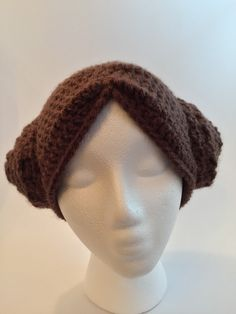 A personal favorite from my Etsy shop https://www.etsy.com/listing/264547860/princess-leia-innspired-crochet-hat