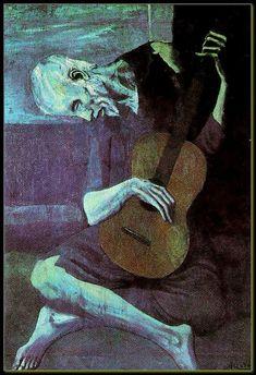 Saudade A primeira vez que vi esta tela de Picasso, um sentimento de tristeza e abandono assolou-me. Profundamente. Pensamentos sobre meu futuro não foram felizes. Por muitas e muitas manhãs, a... >>>   betomelodia - música e arte brasileira: Saudade