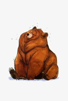 "Study of old Tugg from ""Brother Bear"" by Rune Brandt Bennicke* Character Design… Character Design Cartoon, Character Design References, Character Art, Character Concept, Animal Sketches, Animal Drawings, Art Drawings, Art And Illustration, Bear Drawing"