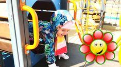 Злата играет на детской площадке / Zlata plays on an outdoor playground for kids / ملعب للأطفال Outdoor Playground, Kids, For Kids, Children, Playground, Young Children, Kid, Kids Part, Little Children