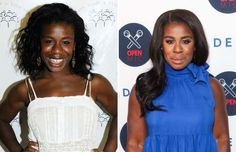 "Uzo Aduba, ""Orange Is The New Black"" – 2010 and 2015 - Statia Photography/Getty Images; Steve Zak Photography/FilmMagic/Getty Images"
