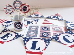 Free Military Welcome Home Printables