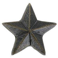 Antique Bronze Metal Star Knob | Shop Hobby Lobby