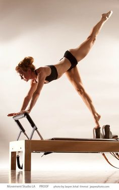 Elizabeth Ordway, photo by Jasper Johal Pilates Reformer Exercises, Joseph Pilates, Yoga Dance, Hard Workout, Pilates Studio, Flesh And Blood, Beautiful World, Health Fitness, Body Fitness