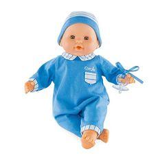 Corolle FFP31 - Mon Bébé Classique, Puppe, 36 cm, blau, http://www.amazon.de/dp/B01NCZY6B6/ref=cm_sw_r_pi_awdl_xs_D6vkzbV7SQ34B