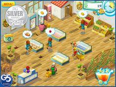 Supermarket Mania® HD (Full) Games Simulation iPad App *****...: Supermarket Mania® HD (Full) Games Simulation… #ipad #Games #Simulation