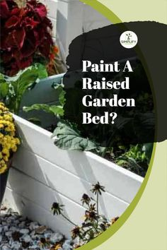 Try spending more on the paint, especially if your raised garden bed's material is made of bricks. Good paints will allow the bricks to breathe and will help them last longer // Backyard Gardening // Paint Raised Bed // Garden Bed // #organicgardening #raisedbed #paintyourgardenbed Organic Soil, Organic Gardening, Raised Garden Beds, Raised Beds, Vegetable Garden Soil, Cool Paintings, Bricks, Breathe, Harvest
