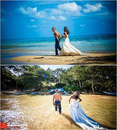Fantastic scenes for wedding pictures - Dwayne Watkins Photo