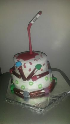 Yeti Cooler Cake Cake Father S Day And Other Manly