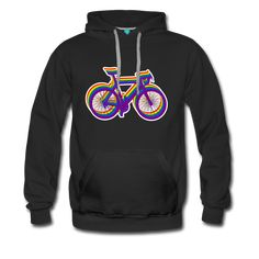 17Shirts Lustige und bunte Kleidung | LGBT Fahrrad Geschenk Radsport Fahrradfahren Gay - Männer Premium Hoodie Speed Bike, Hoodies, Sweatshirts, Sweaters, Fashion, Bike Ideas, Riding Bikes, Athlete, Road Cycling