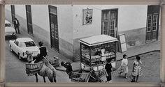 Puerto de la Cruz - calle Quintana año 1960.....  #canariasantigua #blancoynegro #fotosdelpasado #fotosdelrecuerdo #recuerdosdelpasado #fotosdecanariasantigua #islascanarias #tenerifesenderos