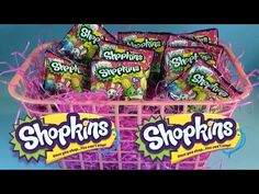 10 Shopkins surprise bags Shopkins Season 2 Unboxing Betty Boot Sneaky S. Shopkins Season 2, Learn To Count, Cool Toys, Pop Tarts, Snack Recipes, Candy, Canning, Big, Food