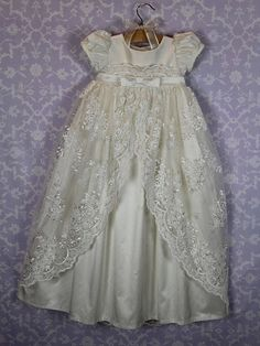 Hey, I found this really awesome Etsy listing at https://www.etsy.com/listing/263394516/christening-gown-michelle