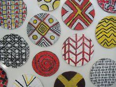 Grafismos geométricos