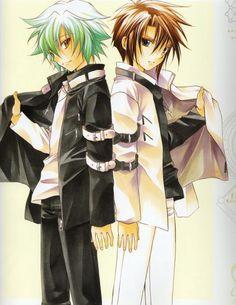 hizumi and ayumu