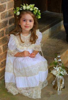 Nancy's Heirloom Shoppe, LLC - beautiful child and beautiful dress!!!