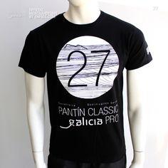 T-Shirt PANTÍN 27 (Negro). Camiseta oficial PANTIN CLASSIC PRO, evento 27 en color negro. Color Negra, Mens Tops, T Shirt, T Shirts, Black, Puppet, Supreme T Shirt, Tee Shirt, Tee