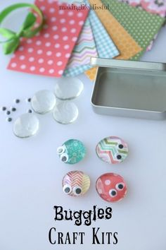 How to make Buggles and Altoid Tin Reuse | Making Life Blissful
