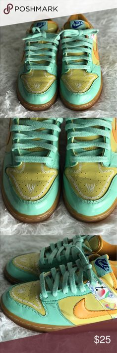 cheaper 0839b 7c06a Nike Dunk Low Pros Serena Williams. Women s Flaws  creases and ...
