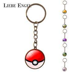 Find More Key Chains Information about LIEBE ENGEL Pokemon Go Key Chain Pocket Monster Retro Bronze Chain Glass Cabochon Pokeball Pendant Keychain Keyring Jewelry 2016,High Quality jewelry gift boxes for bracelets,China jewelry base Suppliers, Cheap jewelry gift pouch from LIEBE ENGEL Official Store on Aliexpress.com