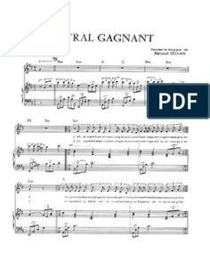 Les Mots Bleus - Christophe.pdf Saxophone, Sheet Music, Ukulele Tabs, Words, Reading, Music, Saxophones, Music Score, Music Charts