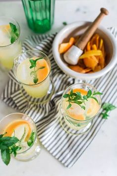 Fizzy Gin Punch with Oleo Saccharum Cocktails, Party Drinks, Cocktail Drinks, Cocktail Recipes, Cocktail Ideas, Gin Punch Recipe, Punch Recipes, Drink Recipes, Jb Instagram