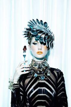 Jamie Nelson(3): Shoot with model Gabrielle Sullivan at Wilhelm_罗非不是鱼 - 美丽鸟