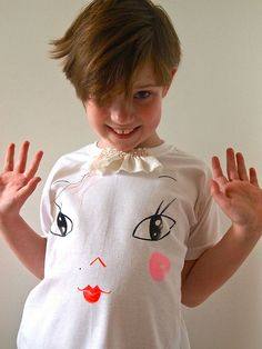 Molly Dolly T shirt by Quinn 68