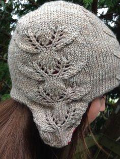 Earflap Hat Knitting Patterns