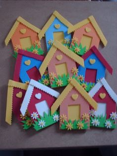 35 Trendy Holiday Crafts For Preschoolers Popsicle Sticks Popsicle Stick Art, Popsicle Crafts, Foam Crafts, Craft Stick Crafts, Easy Crafts For Kids, Art For Kids, Diy And Crafts, Arts And Crafts, Kindergarten Crafts