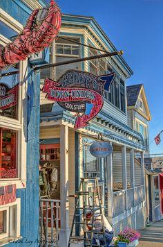 Geddy's - Bar Harbor, Maine