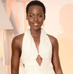 Take a peak through Lupita's Nyongo's clutch from the Oscars and see her six beauty essentials.