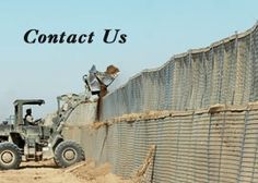 Galvanized and PVC Coated Welded Gabion Baskets