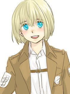Cinnamon roll Armin