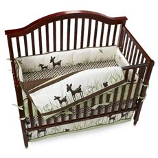 Deer baby bedding from Bed Bath And Beyond