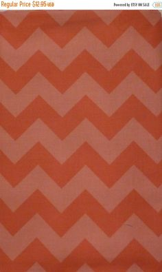 50% OFF SALE - Chevron Pink by Riley Blake Designs Medium Pink Chevrons Tone On Tone Designer Fabric by the Yard